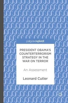 President Obama's Counterterrorism Strategy in the War on Terror