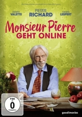 Monsieur Pierre geht online, 1 DVD Cover