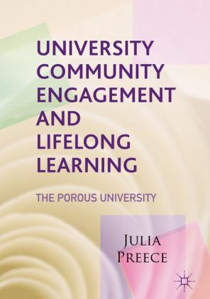 University Community Engagement and Lifelong Learning