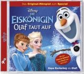 Die Eiskönigin - Olaf taut auf, 1 Audio-CD Cover