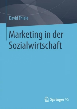 Marketing in der Sozialwirtschaft
