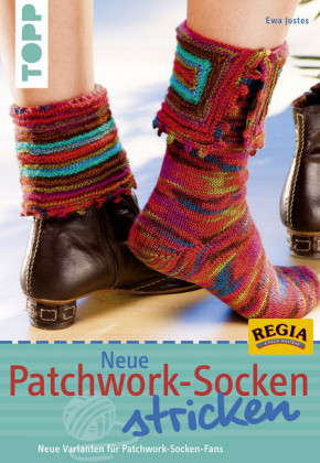 Neue Patchwork-Socken stricken