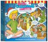 Bibi Blocksberg erzählt - 3 Weihnachtsgeschichten, 1 Audio-CD Cover
