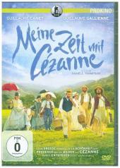 Meine Zeit mit Cézanne, 1 DVD Cover