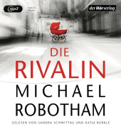 Die Rivalin, 1 MP3-CD Cover