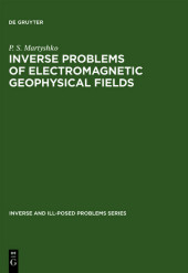 Inverse Problems of Electromagnetic Geophysical Fields