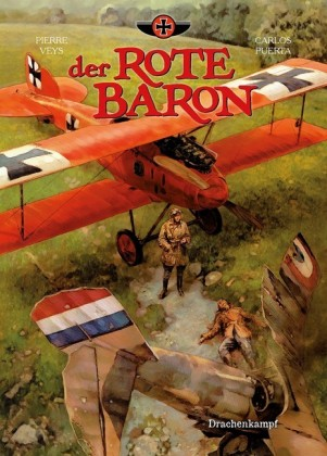 Der Rote Baron - Drachenkampf