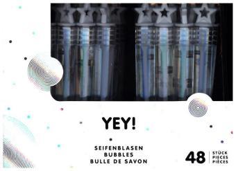 Seifenblasen, 48 Stueck