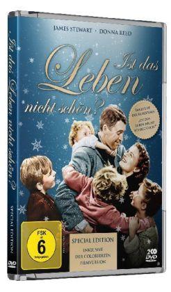 Ist das Leben nicht schön?, 2 DVDs (Special Edition)