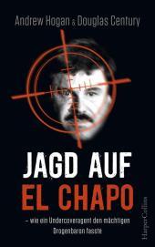 Jagd auf El Chapo Cover