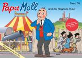 Papa Moll und der fliegende Hund Cover