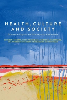 Health, Culture and Society