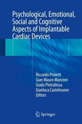 Psychological, Emotional, Social and Cognitive Aspects of Implantable Cardiac Devices
