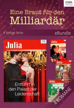 Eine Braut für den Milliardär - 4-teilige Serie