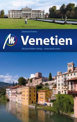 Venetien Reiseführer Michael Müller Verlag