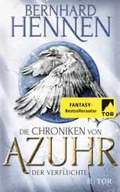Die Chroniken von Azuhr, Der Verfluchte Cover