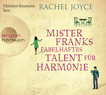 Cover des Mediums: Mister Franks fabelhaftes Talent für Harmonie