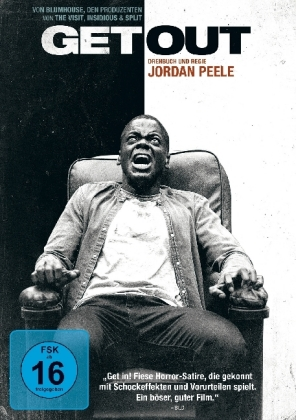 Get Out, 1 DVD