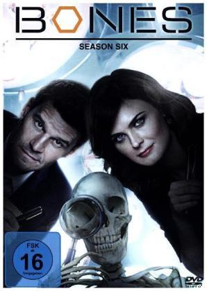 Bones, 6 DVD