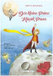 Der kleine Prinz, deutsch-türkisch;Kücük Prens