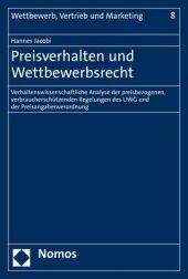 Preisverhalten und Wettbewerbsrecht