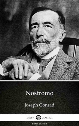 Nostromo by Joseph Conrad (Illustrated)