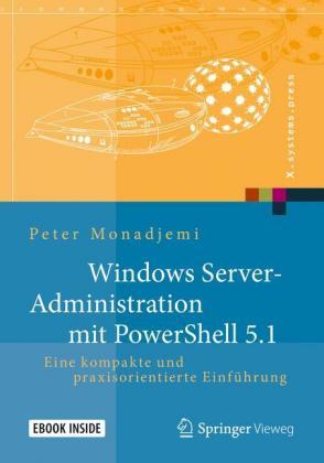 Windows Server-Administration mit PowerShell 5.1