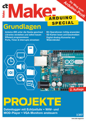 Make: Arduino special (2017)