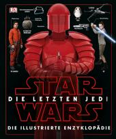 Star Wars(TM) Episode VIII Die letzten Jedi. Die illustrierte Enzyklopädie Cover