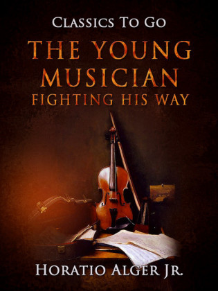 The Young Musician Fighting His Way