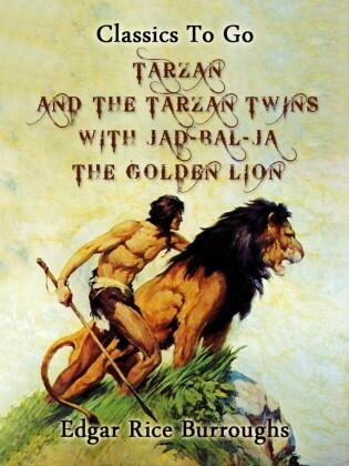Tarzan and the Tarzan Twins