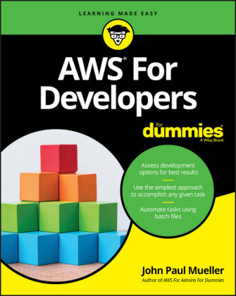 AWS for Developers For Dummies,