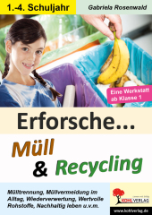 Erforsche ... Müll & Recycling Cover
