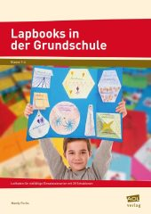 Lapbooks in der Grundschule Cover