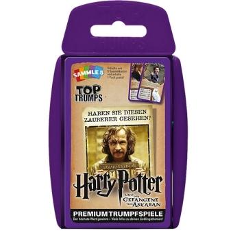 Top Trumps, Harry Potter und der Gefangene von Askaban (Kinderspiel)