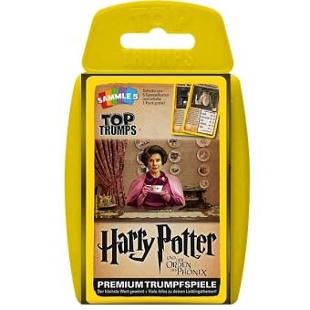 Top Trumps, Harry Potter und der Orden des Phönix (Kinderspiel)