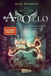 Die Abenteuer des Apollo 1: Das verborgene Orakel