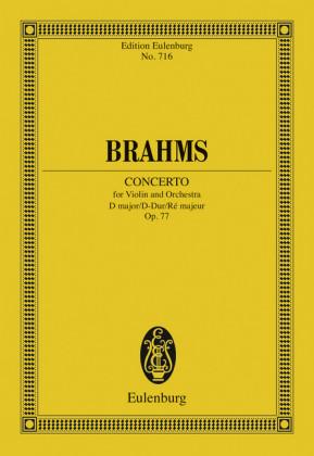 Violin Concerto D major