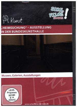 """""""HEIMsuchung"""" Ausstellung in der Bundeskunsthalle, 1 DVD"""
