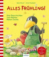 Der kleine Rabe Socke: Alles Frühling! Cover