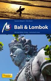 Bali & Lombok Reiseführer, m. 1 Karte Cover