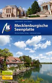 Mecklenburgische Seenplatte Reiseführer Michael Müller Verlag Cover