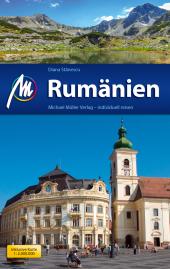 Rumänien Reiseführer, m. 1 Karte Cover