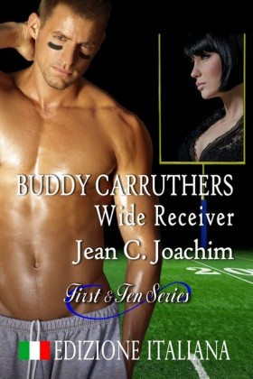 Buddy Carruthers, Wide Receiver