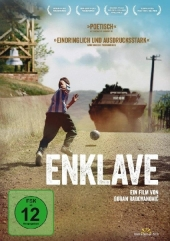 Enklave, 1 DVD Cover