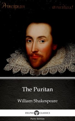The Puritan by William Shakespeare - Apocryphal (Illustrated)