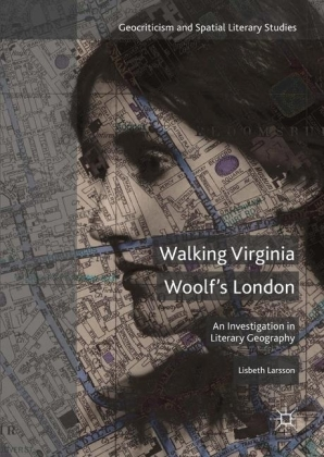 Walking Virginia Woolf's London