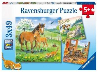 Kuschelzeit (Kinderpuzzle)
