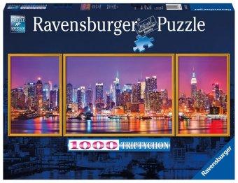 New York Triptychon (Puzzle)