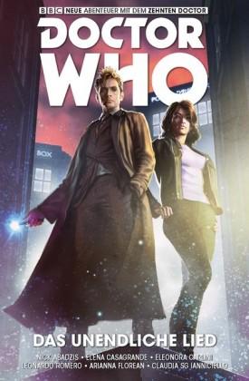 Doctor Who Staffel 10, Band 4 - Das unendliche Lied